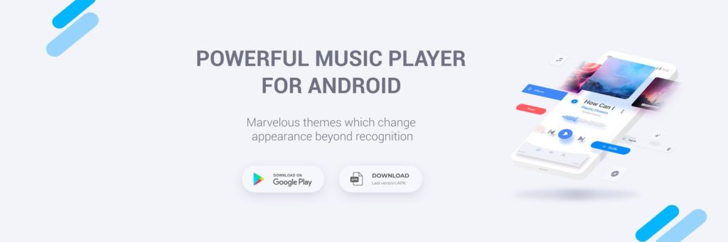 Top 12 Best Offline Music Player for Android 3