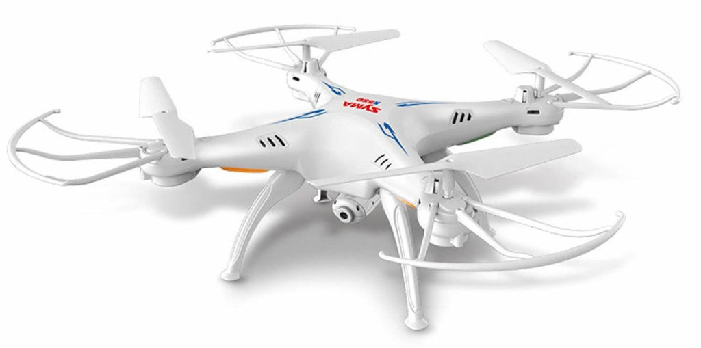 Syma X5SC Explorers 2 - 2.4G 4 Channel 6-Axis Gyro RC Headless Quadcopter With HD Camera