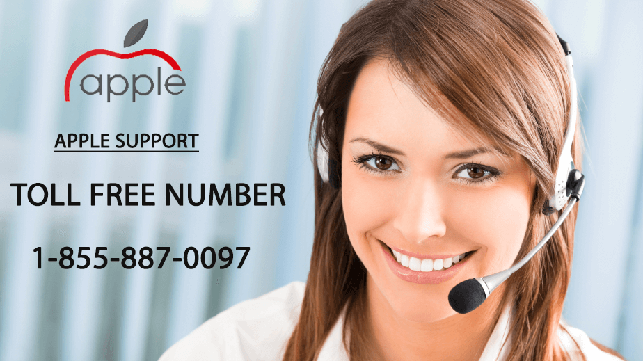 Apple Support Toll Free Number 1-855-887-0097