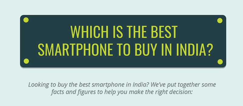 Which is The Best Smartphone to Buy in India?