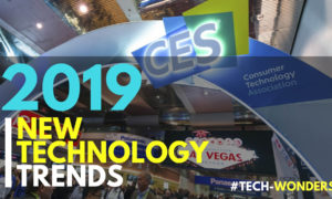 2019 New Technology Trends