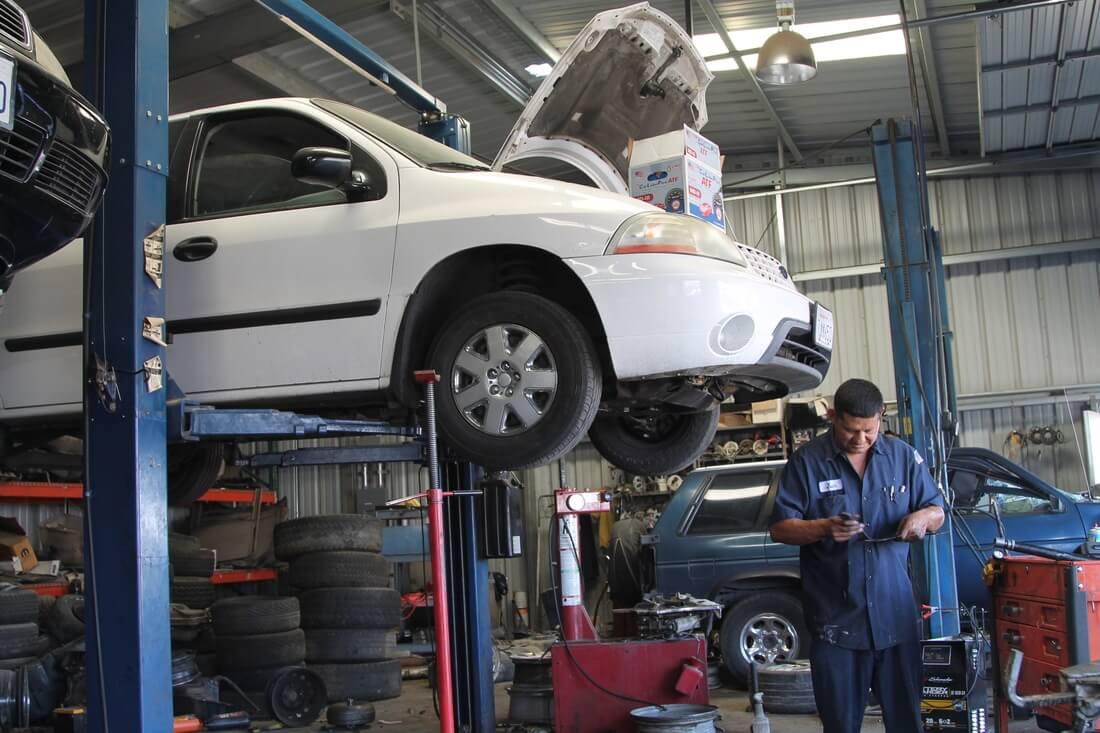 Auto Repair Software - Tekmetric