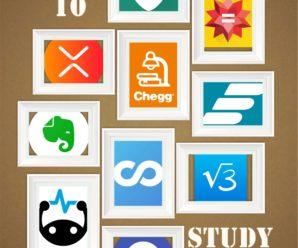 Top 10 Study Apps