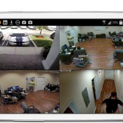 Android the Surveillance System