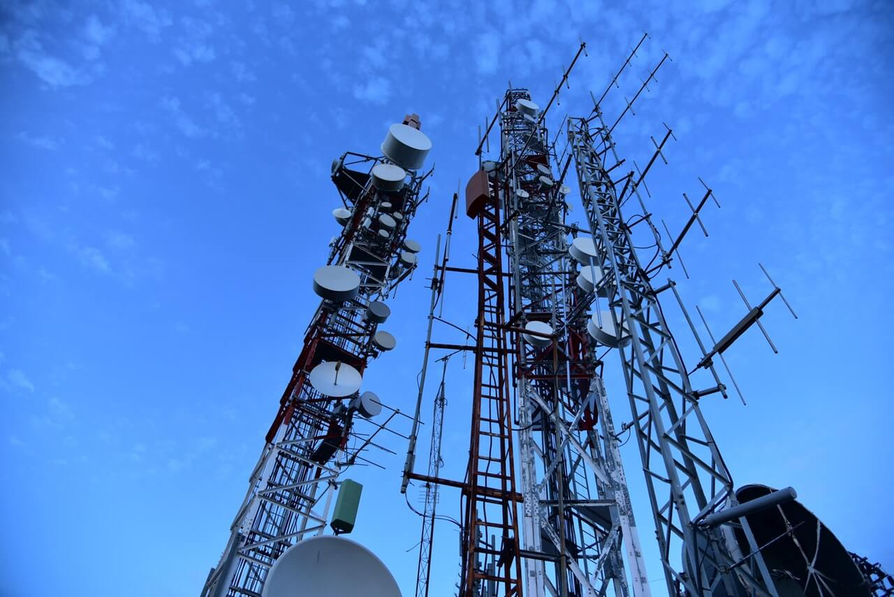 Cell Sites (or Cell Towers)