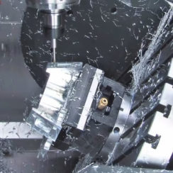 Computer Numerical Control CNC Machining Technology.