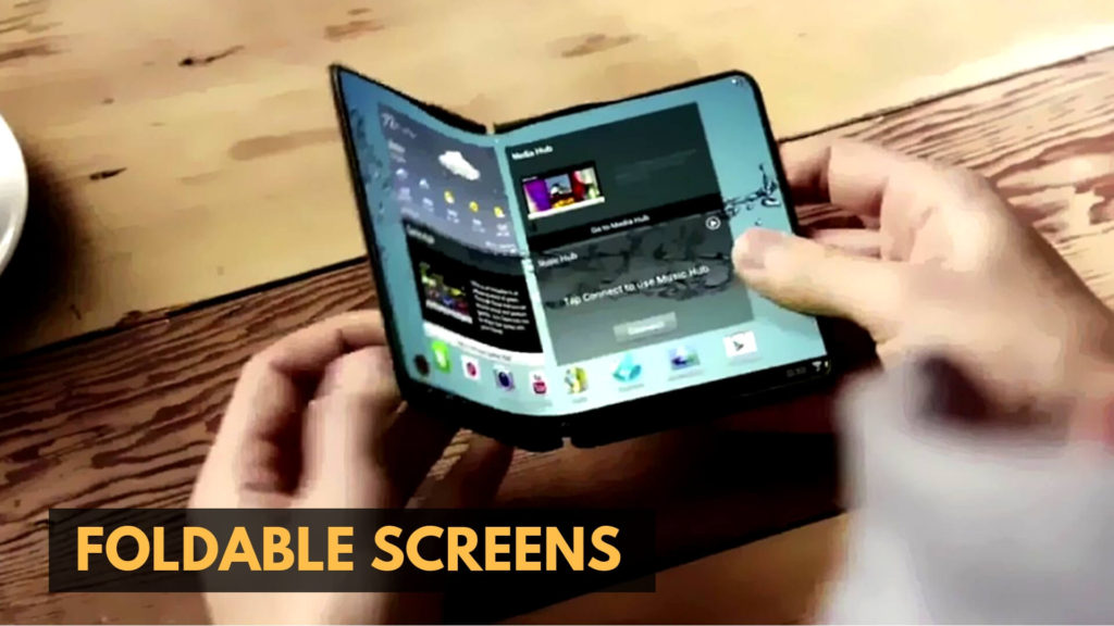 New Trends of Technology: Samsung Foldable Phone