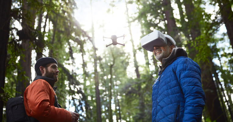 FPV Goggles for Drone