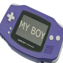 My Boy Game Boy Advance Emulator GBA Emulator