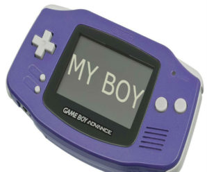 My Boy Game Boy Advance Emulator GBA Emulator