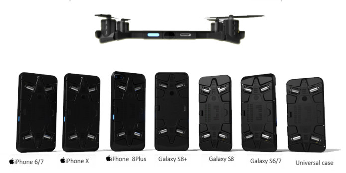 Make Your Phone a Drone. Introducing the Ultimate Phone Case! 1