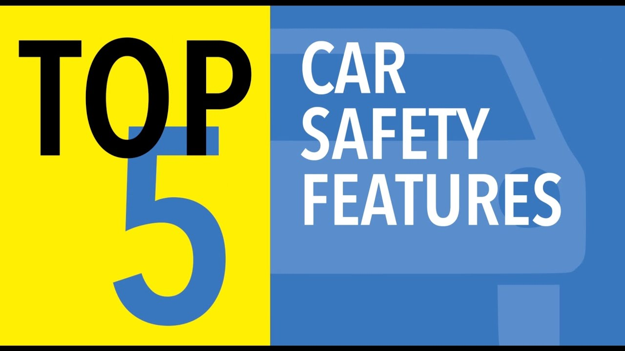Top 5 Car Safety Features: These tech features can help make driving safer