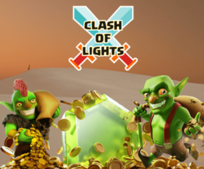 Best Clash of Clans Mod Apk - Clash of Lights