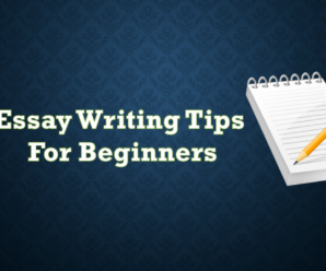 How to Write an Essay? Essay Writing Tips For Beginners