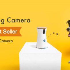 Furbo Dog Camera #1 Best Seller In Pet Camera