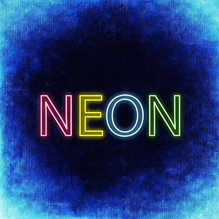 Logo Design Trends 2019: Neon Logos