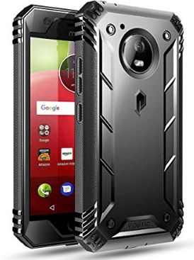 Poetic Revolution Rugged Case for Motorola Moto E5