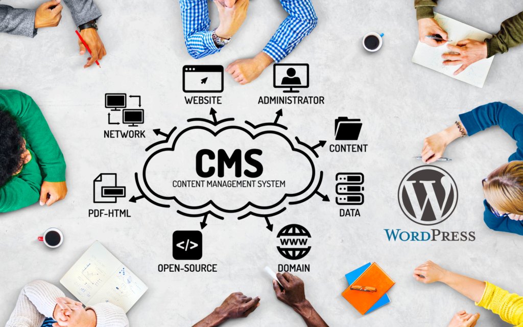 WordPress - Content Management System (CMS)