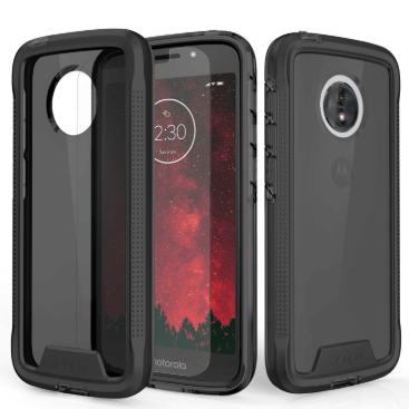 Zizo ION Series Case Compitable with Motorola Moto E5