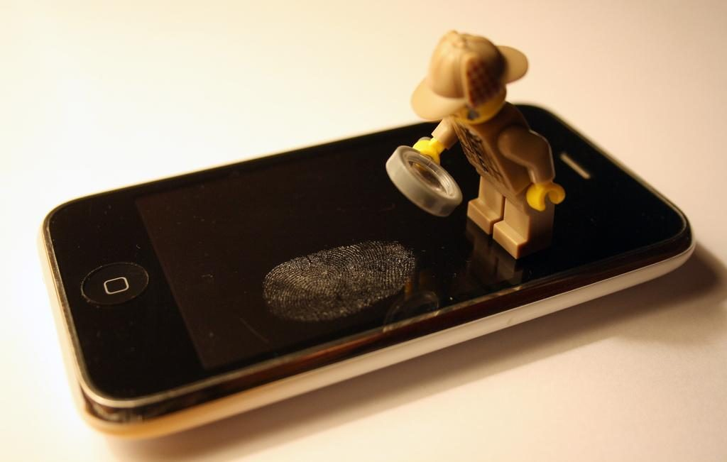 Digital Forensics. Who's been using my phone? I sent this little guy digital forensic expert to find out.