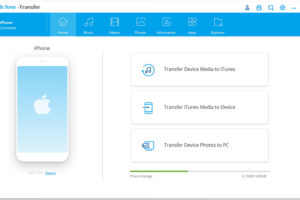 dr.fone - Transfer: Transfer iPhone Photos to PC