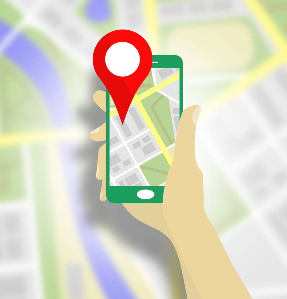 Google Maps Navigation GPS Location Map Navigator