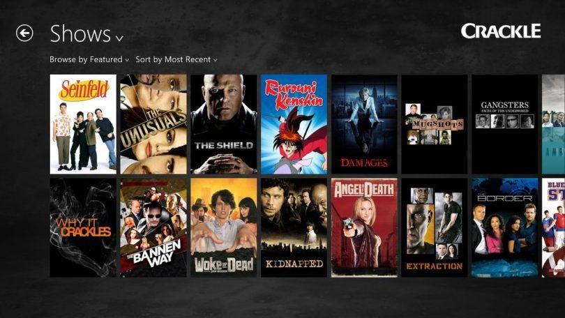 Sony Crackle: Watch Free Movies and TV Shows Online