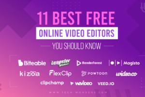 11 Best Free Online Video Editors You Should Know