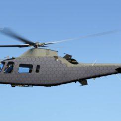 Adaptiv Camouflage - HPK15B Helicopter