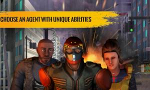 Agent War Origins - Endless Runner and Shooter Game Screenshot