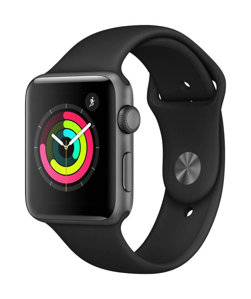 Apple Watch Series 3 - Smartwatch with Optical Heart Sensor