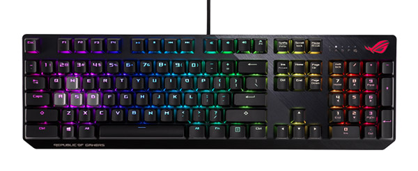 Asus ROG Strix CTRL Gaming Keyboard