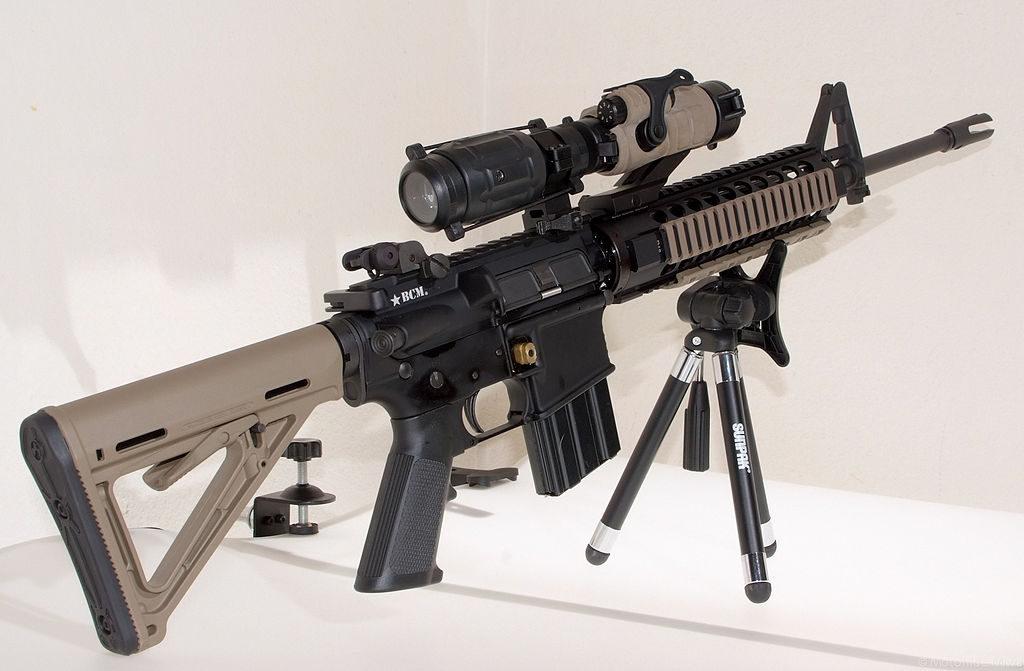 BCM AR-15 Assault Rifle