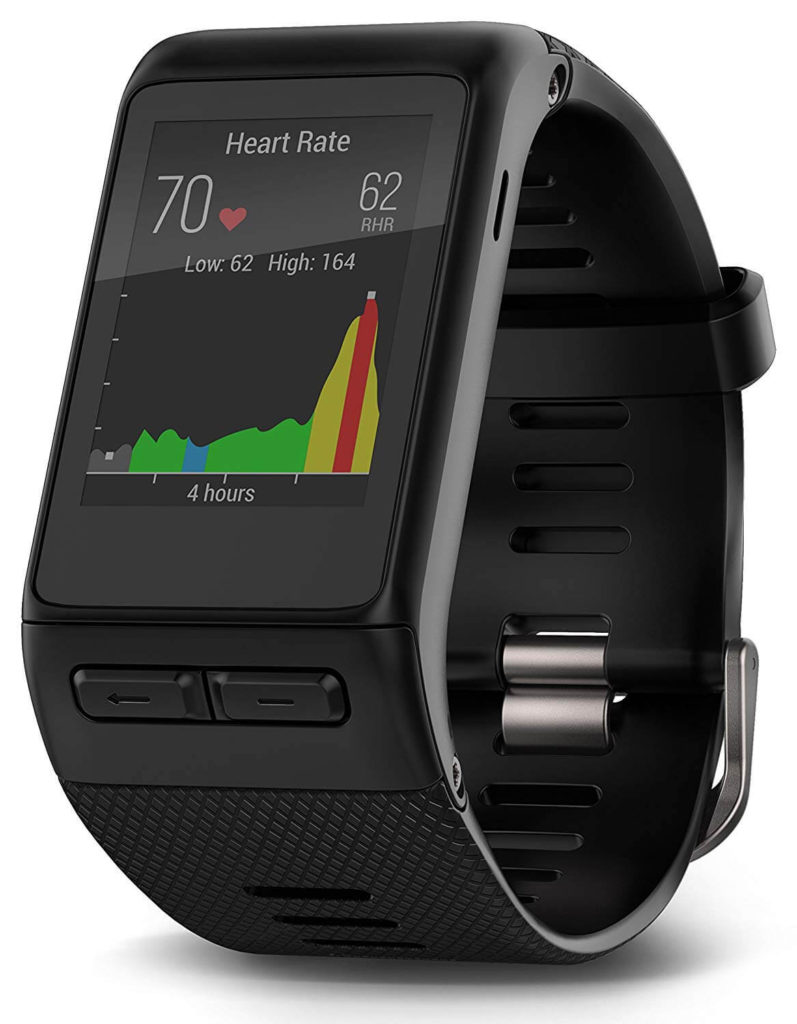 Garmin Vivoactive HR - Heart Rate Smart Watch