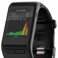 Garmin's Vivoactive HR Heart Rate Monitor Smartwatch