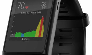 Garmin's Vivoactive HR Heart Rate Monitor Smartwatch