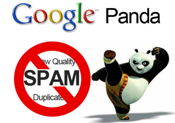 The Google Panda Algorithm logo