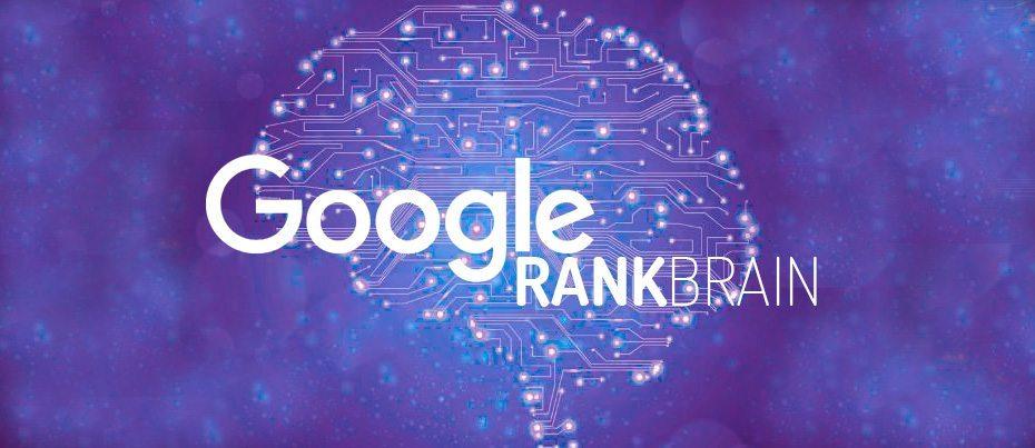 Google RankBrain Algorithm logo image