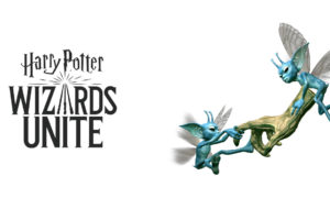Harry Potter Wizards Unite Mobile Game. Augmented reality game, Location-based game, Role-playing video game.
