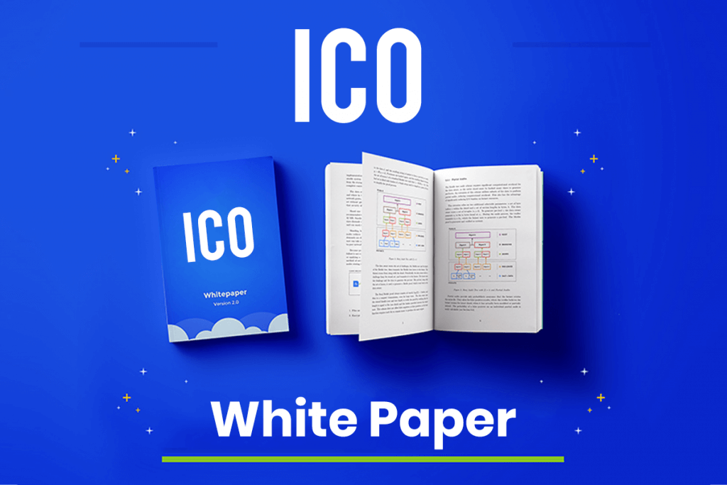 ICO White Paper, ICO Whitepapers, Initial Coin Offering White Paper, Crypto White Papers, Cryptocurrency White Paper.