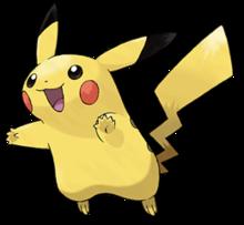 Pikachu (Character)