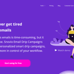 Snovio Email Drip Campaigns. Email Marketing with Snovio.