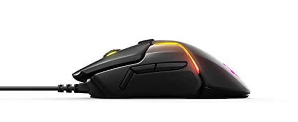 SteelSeries Rival 600 Gaming Mouse  - Must-have for competitive gaming.