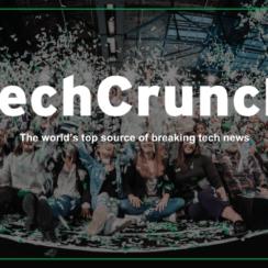 TechCrunch Blog - One of the Best Tech Blogs for Serious Tech-Freaks