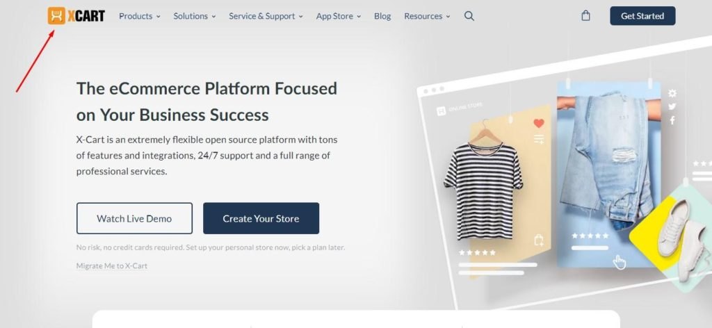 X-Cart - #1 Ecommerce Shopping Cart Software & Open Source Platform. The eCommerce Platform Focused on Your Business Success. X-Cart is an extremely flexible open source eCommerce platform with tons of features and integrations, 24/7 support and a full range of professional services.