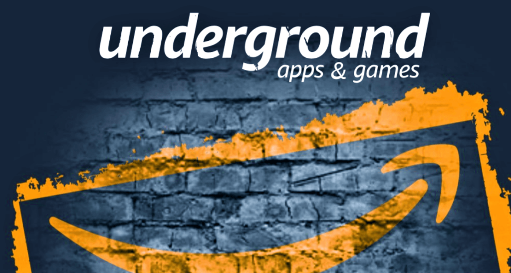 Amazon Underground - Apps and Games.