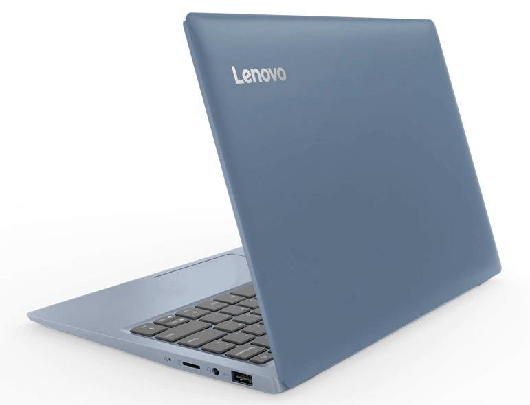 Lenovo Laptop Ideapad 120s Blue