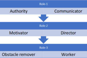 Managing Agile Teams with Project Managers.