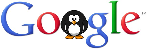 SEO Google Penguin Algorithm Image
