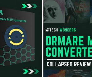 DRmare M4V Converter for Mac Review
